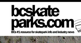 BC Skate Parks