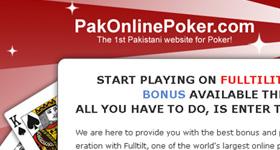 Pak Online Poker